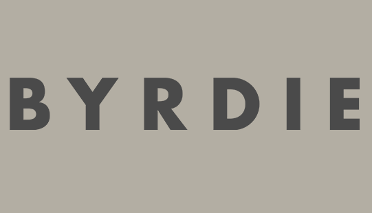Byrdie Magazine Logo