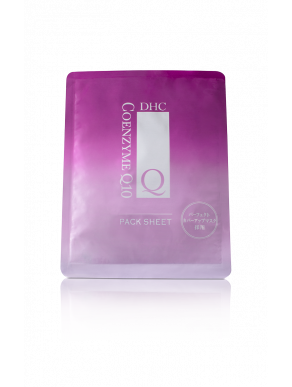 DHC Coenzyme Q10 Mask - Sheet mask for face