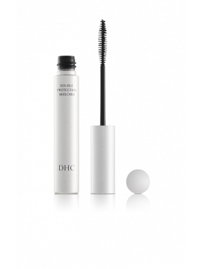 DHC Double Protection Mascara - Water-resistant, long-lasting, smudge-free mascara