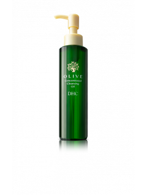 Olive Concentrated Cleansing Oil gently removes makeup, unclogs pores and hydrates dry skin with no greasy residue.