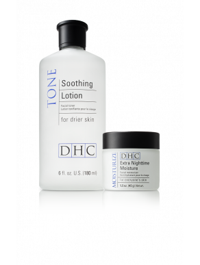 DHC Signature Double Moisture Set