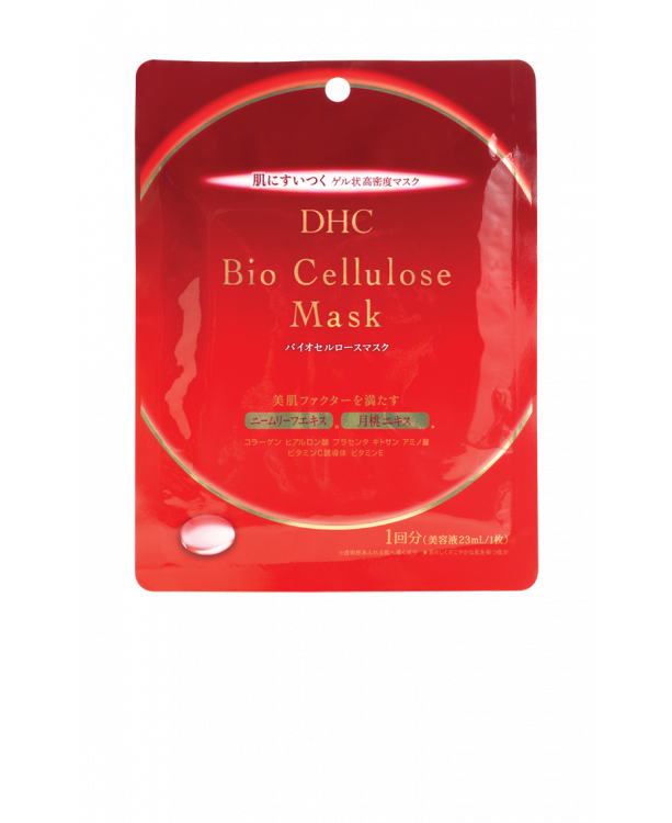 DHC Bio Cellulose Mask - Sheet Mask for face