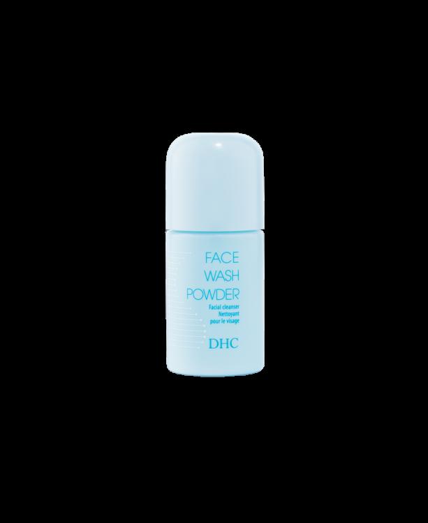 DHC Face Wash Powder Travel Size - 0.35 oz - Powder Facial Cleanser