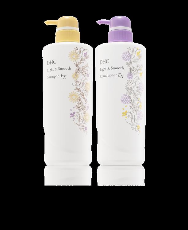 Light & Smooth Shampoo-Conditioner Set