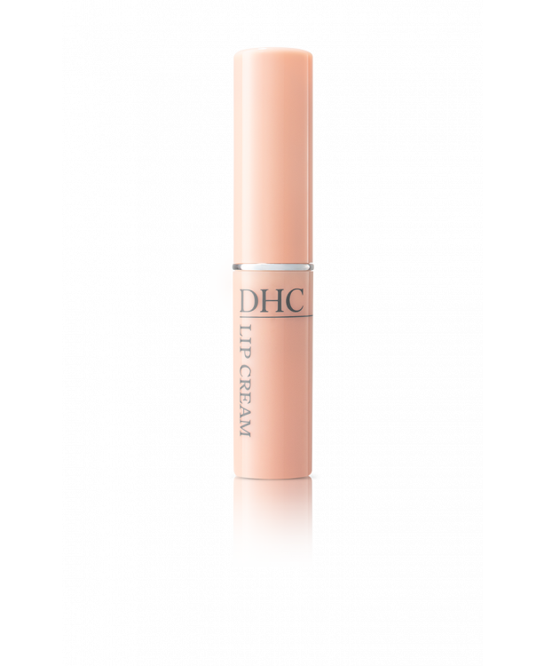 DHC Lip Cream - lip balm infused with olive oil to hydrate, soothe & protect dry, chapped lips