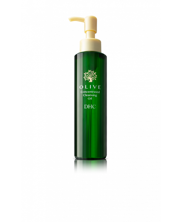 DHC Olive Concentrated Cleansing Oil. Gently removes makeup, unclogs pores & hydrates dry skin