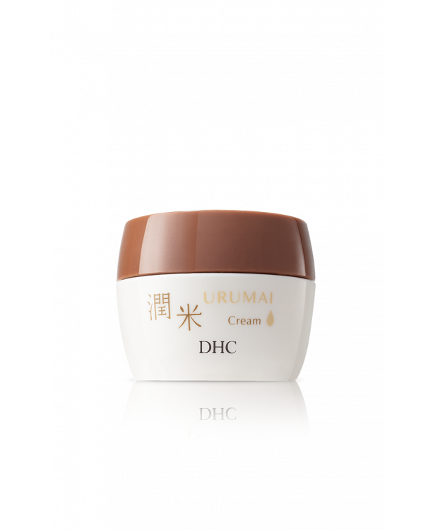 DHC Urumai Cream - Facial Moisturizer - 1.7 oz jar