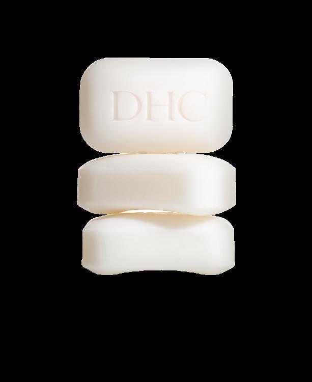 DHC White Soap Trio Set