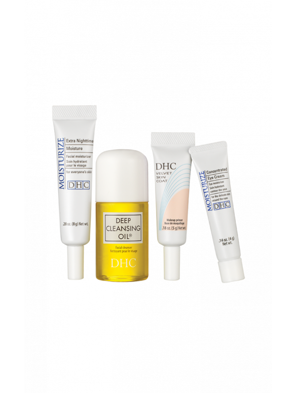 DHC Best-Selling Beauty Essentials Travel Set - Travel Skincare Set