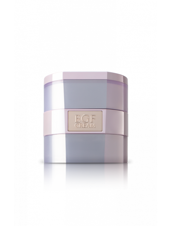 DHC EGF cream is an anti-aging moisturizer made with peptides that promote cell turnover and collagen and elastin production.
