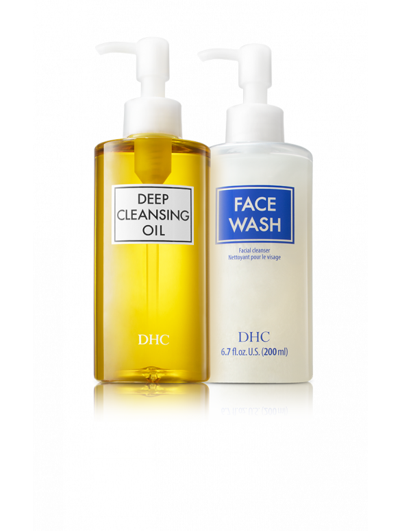 The Purifying Double Cleanse Set