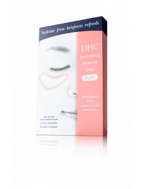 DHC Revitalizing Moisture Under Eye Strips - Under Eye Mask Strips