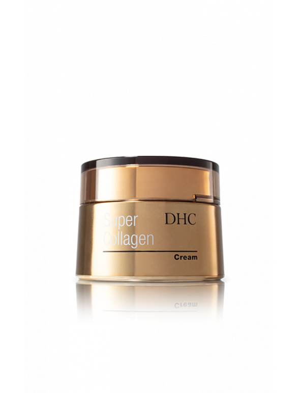 DHC Super Collagen Cream - Collagen Face Cream - 1.7 oz jar