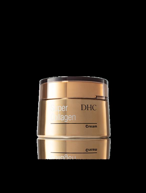 DHC Super Collagen Cream - Collagen Face Cream - 1.7 oz jar