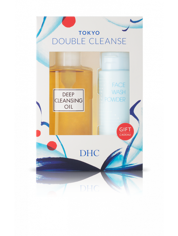 Tokyo Double Cleanse Set