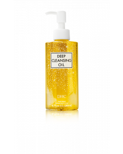 DHC Deep Cleansing Oil Limited Edition Holiday 2020 - Facial Cleansing Oil - 6.7 fl oz Bottle