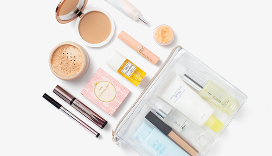 Packing the Perfect Vacation Makeup Bag
