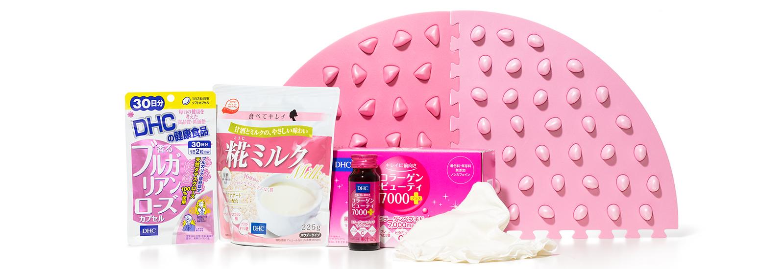 We Tried 5 Unique, Japan-exclusive DHC products