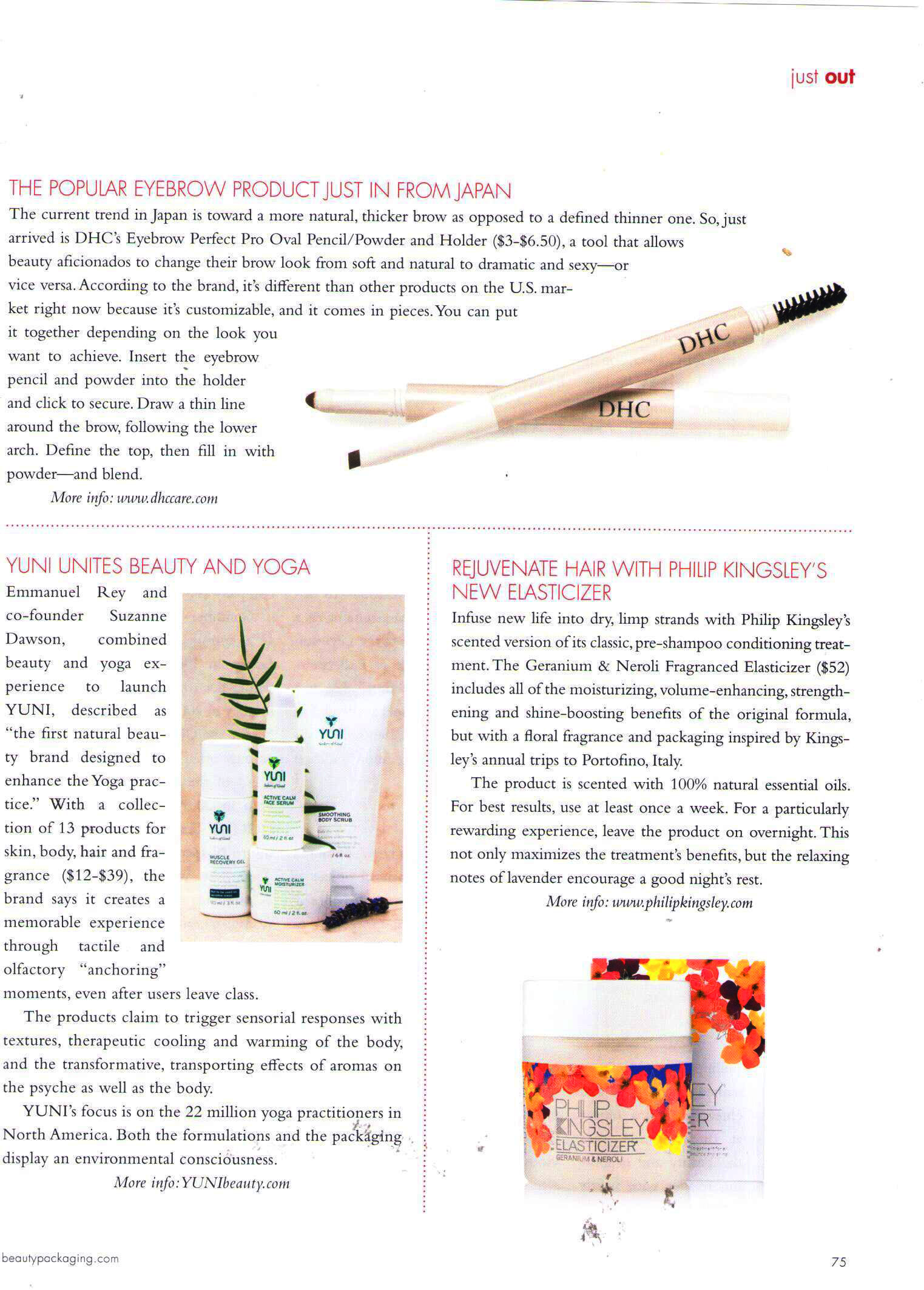 Beauty Packaging Jan 2016