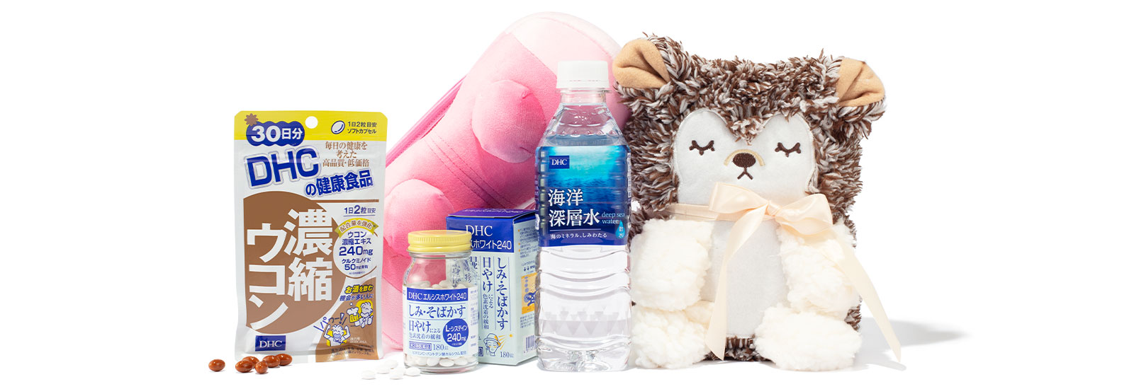 Japanese products for health and beauty