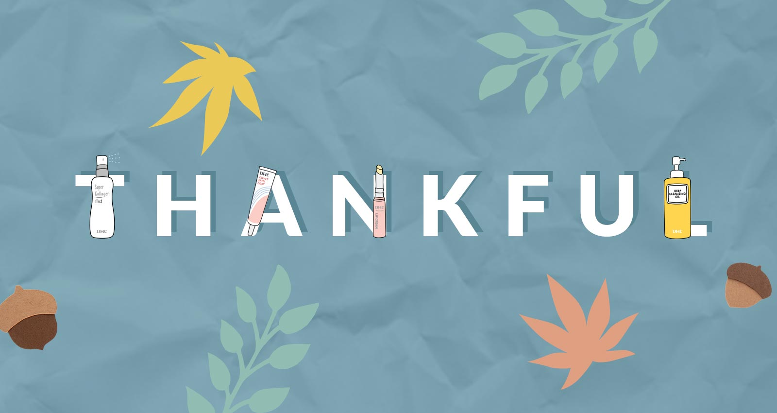 what we re thankful for