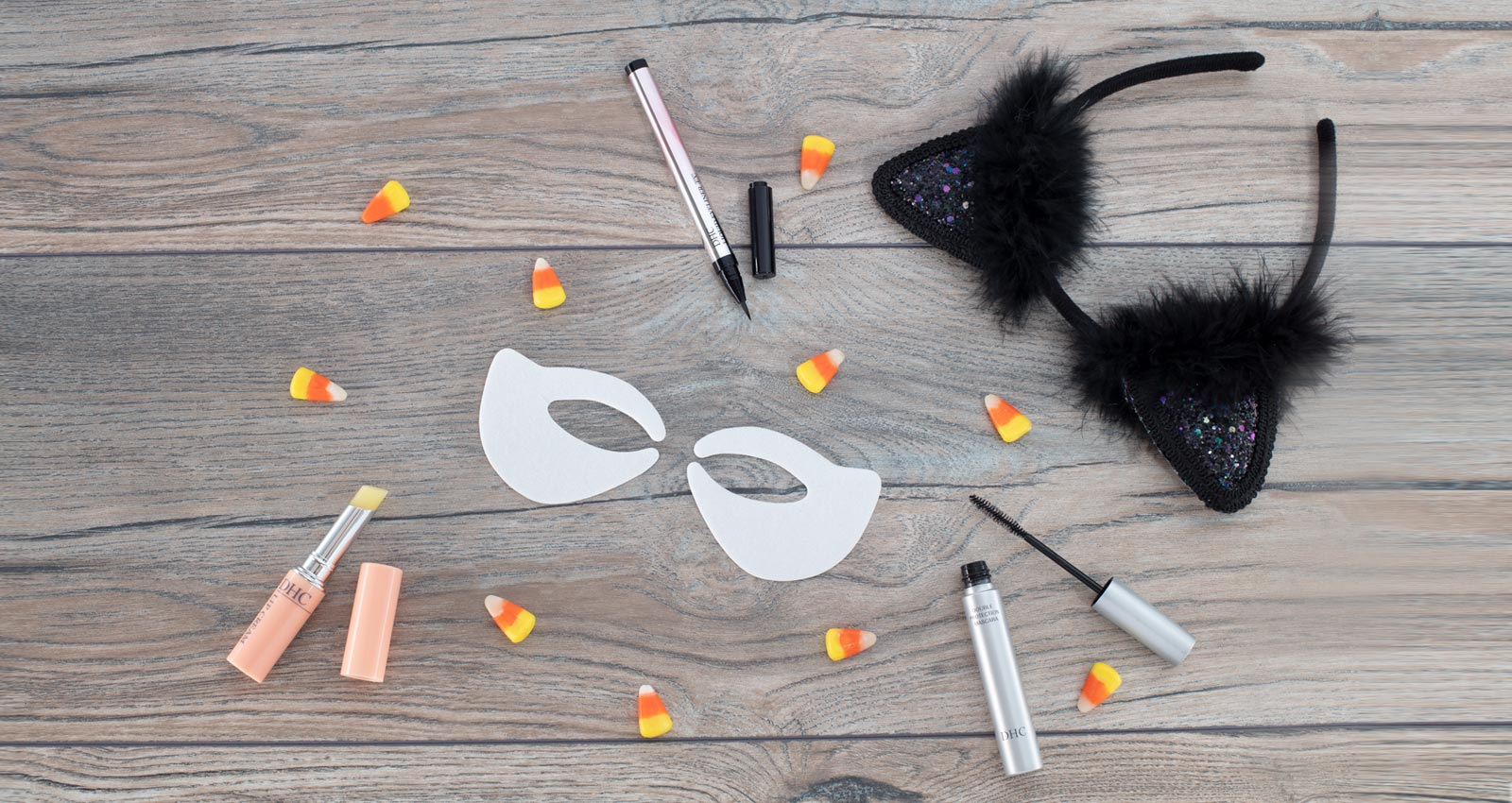 Our in-house beauty experts share last-minute, simple DIY Halloween looks you can create with the makeup you may already have on hand.