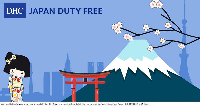 DHC Japan Duty Free