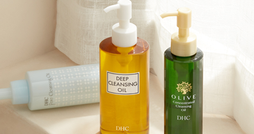 Shop DHC Oil Cleansers