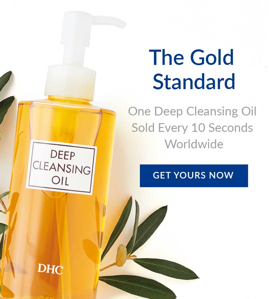 The Gold Standard One Deep Cleansing Oil Sold Every 10 Seconds Worldwide GET YOURS NOW