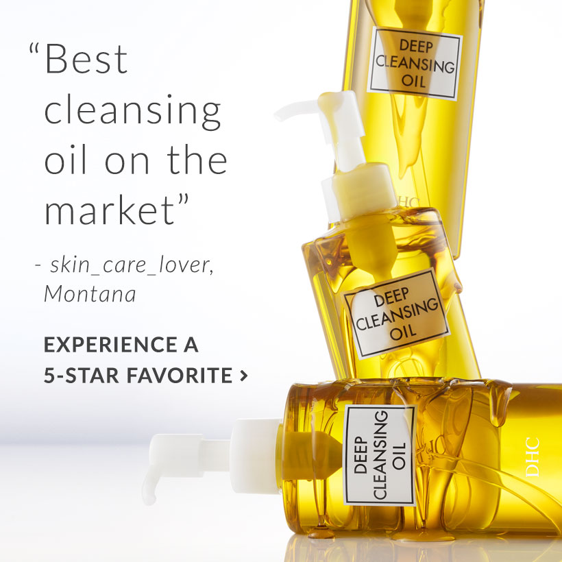 Best Cleansing Oil On the Market!