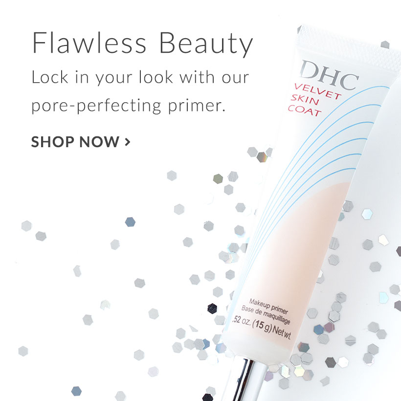 Flawless Beauty with our pore-perfecting primer. Shop Now.
