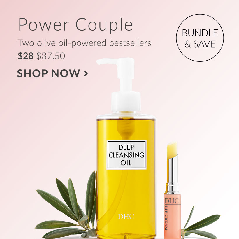 Power Couple. Two olive oil powered bestsellers.