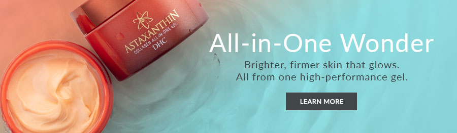 Astaxanthin Collagen All-in-One Gel