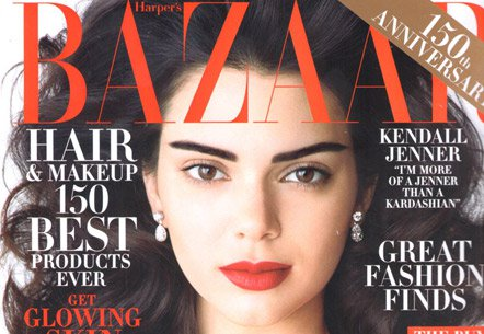 Harpers Bazaar May 2017